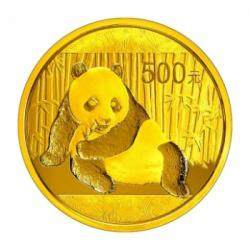 2015年熊猫金币套装