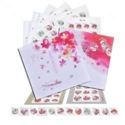 2013-6《桃花》特种邮票珍藏册