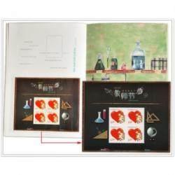 《青春因你 师情画意》教师节邮票珍藏册