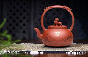 五洲盛典-青奥紫砂套壶