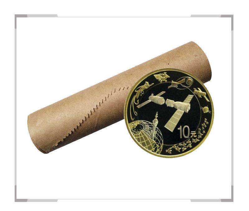 中国航天币整卷(40枚)