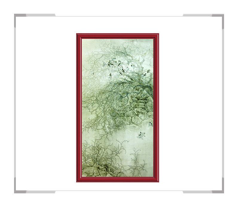 第4款 季清龙作品 -风景动物挂画适用办公室客厅【大国工匠 翰墨天下】