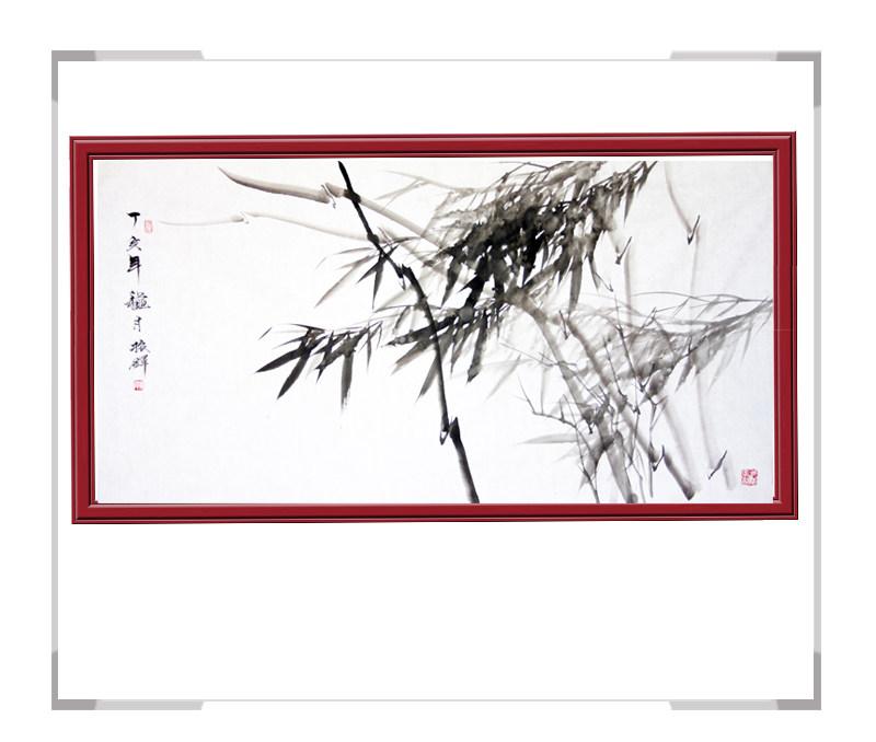 第三款 中国美术家协会会员程振铎横幅字画作品【大国工匠 翰墨天下】