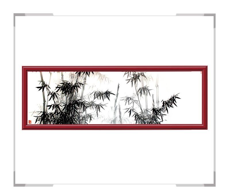 中国美协会员程振铎-横幅字画其三【大国工匠 翰墨天下】