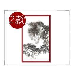 当代实力派画家杜平 竖幅山水第一款【大国工匠 翰墨天下】