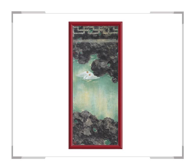 中国美术家协会会员张增丽-花鸟画六条屏之三