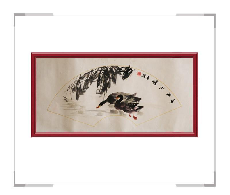 中国美术家协会会员葛琪老师-花鸟画作品一